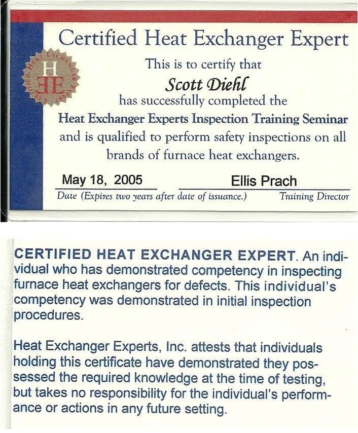 Heat Exchanger Expert